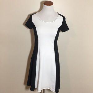 H&M color block dress